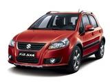 Suzuki SX4 CN-spec 2012 wallpapers
