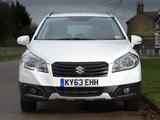 Suzuki SX4 S-Cross UK-spec 2013 images