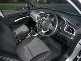 Suzuki SX4 S-Cross UK-spec 2013 photos