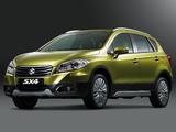Suzuki SX4 S-Cross 2013 pictures
