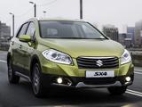 Suzuki SX4 ZA-spec 2014 images