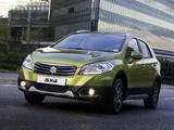 Suzuki SX4 ZA-spec 2014 photos