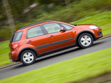 Suzuki SX4 UK-spec 2006–10 wallpapers