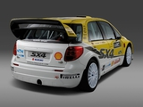 Suzuki SX4 WRC 2008 wallpapers