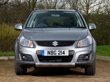 Suzuki SX4 UK-spec 2010 wallpapers