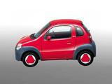 Images of Suzuki Twin 2003–05