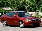 Pictures of Suzuki Verona 2003–06