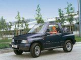 Images of Suzuki Vitara Canvas Top 1989–98