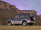 Images of Suzuki Vitara 5-door 1991–98