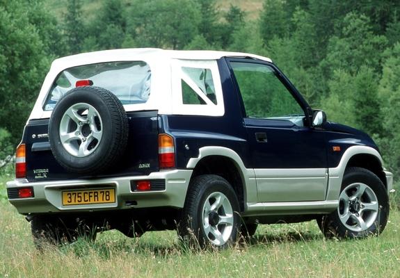 Photos Of Suzuki Vitara Canvas Top 1989 98