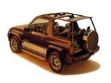 Pictures of Suzuki Vitara Canvas Top 1989–98