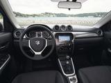 Pictures of Suzuki Vitara 2015