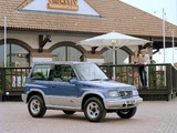 Suzuki Vitara 3-door UK-spec 1989–98 pictures