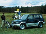 Suzuki Vitara 5-door 1991–98 images