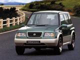Suzuki Vitara 5-door 1991–98 pictures