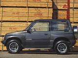 Suzuki Vitara 3-door UK-spec 1989–98 wallpapers