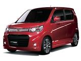 Suzuki Wagon R Stingray T (MH34S) 2012 pictures