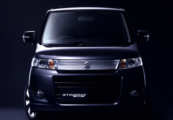 Suzuki Wagon R Stingray Ts Mh23s 200810 Wallpapers