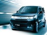 Suzuki Wagon R Stingray T (MH23S) 2008–12 wallpapers