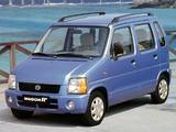 Images of Suzuki Wagon R+ (EM) 1997–2000