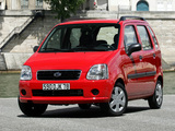 Images of Suzuki Wagon R+ (MM) 2003–06