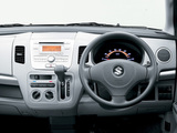 Images of Suzuki Wagon R FX Limited (MH23S) 2008–09