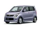 Images of Suzuki Wagon R FT Limited (MH23S) 2008–09