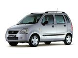 Photos of Suzuki Wagon R+ UK-spec (MM) 2000–03