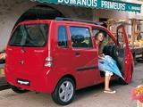 Photos of Suzuki Wagon R+ (MM) 2003–06