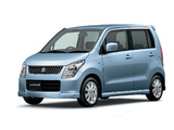 Photos of Suzuki Wagon R FX Limited (MH23S) 2008–09