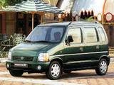Pictures of Suzuki Wagon R+ (EM) 1997–2000