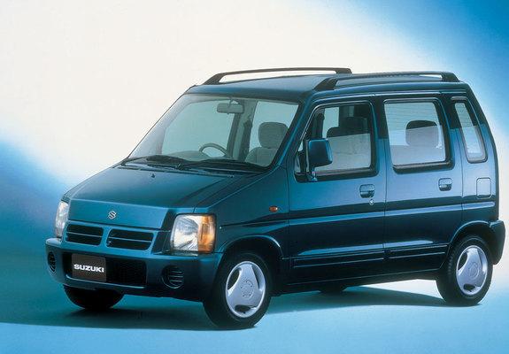 Suzuki Wagon R 5 Door 199398 Wallpapers