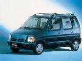 Pictures of Suzuki Wagon R 5-door 1993–98