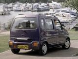 Suzuki Wagon R+ UK-spec (EM) 1997–2000 images