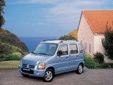 Suzuki Wagon R+ (EM) 1997–2000 images