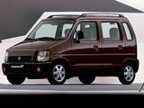 Suzuki Wagon R+ (EM) 1997–2000 photos