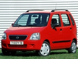 Suzuki Wagon R+ (MM) 2000–03 images