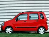 Suzuki Wagon R+ (MM) 2000–03 pictures