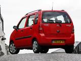 Suzuki Wagon R+ (MM) 2003–06 photos