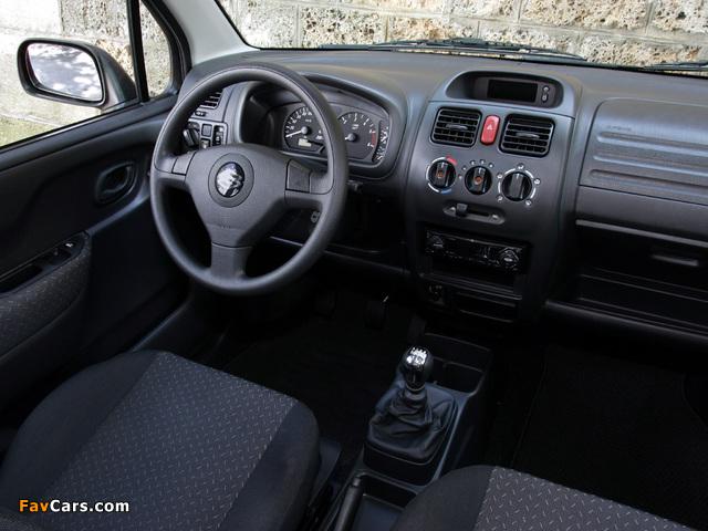 Suzuki Wagon R+ (MM) 2003–06 pictures (640 x 480)