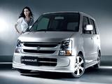 Suzuki Wagon R FX-S Limited (MH22S) 2007–08 pictures