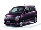 Suzuki Wagon R Limited II (MH23S) 2011–12 images