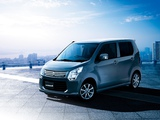 Suzuki Wagon R FX Limited (MH34S) 2012 wallpapers
