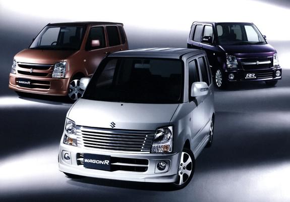 Suzuki Wagon R Wallpapers