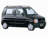 Suzuki Wagon R 3-door 1993–98 wallpapers