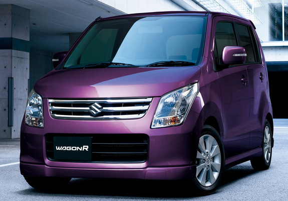 Suzuki Wagon R Fx Limited Ii Mh23s 200910 Images