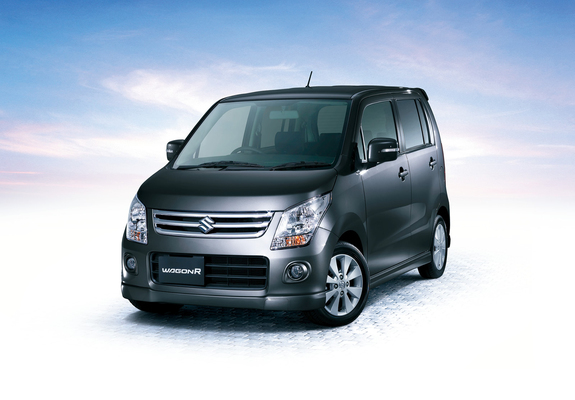Suzuki Wagon R Fx S Limited Mh23s 2010 Wallpapers