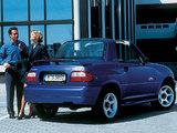 Suzuki Vitara X-90 EU-spec (LA/LB) 1996–97 pictures