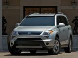 Photos of Suzuki XL7 2007–09