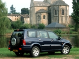 Pictures of Suzuki Grand Vitara XL7 2001–03